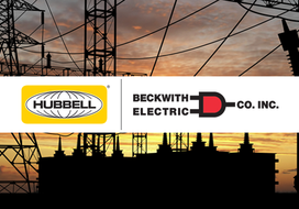 Beckwith Electric and Hubbell Utility Solutions